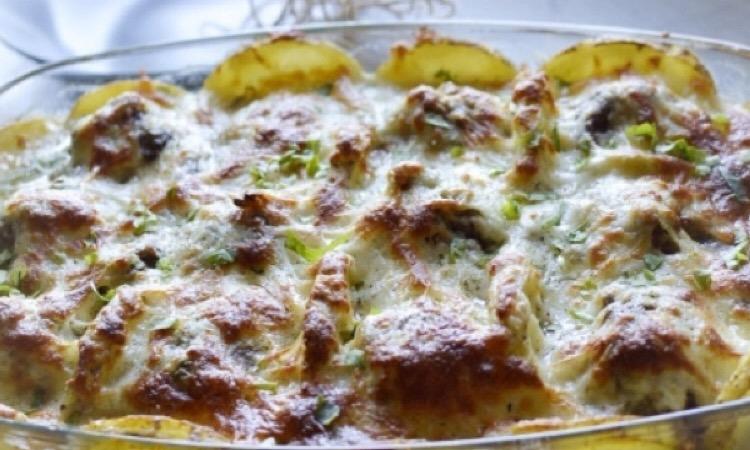Божественное блюдо: фрикадельки под французским соусом