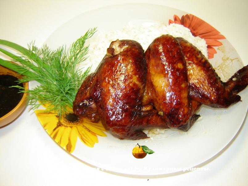 Невероятно вкусные кисло - сладкие куриные крылышки