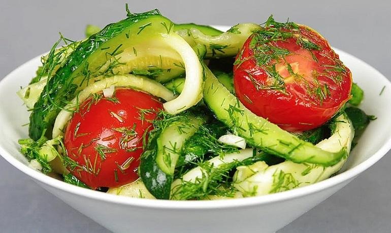 Малосольные овощи быстрого приготовления: вкуснятина в одном пакете