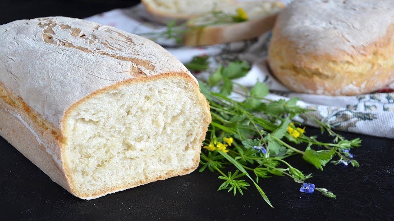 Сметанный хлеб - вкусная и простая выпечка
