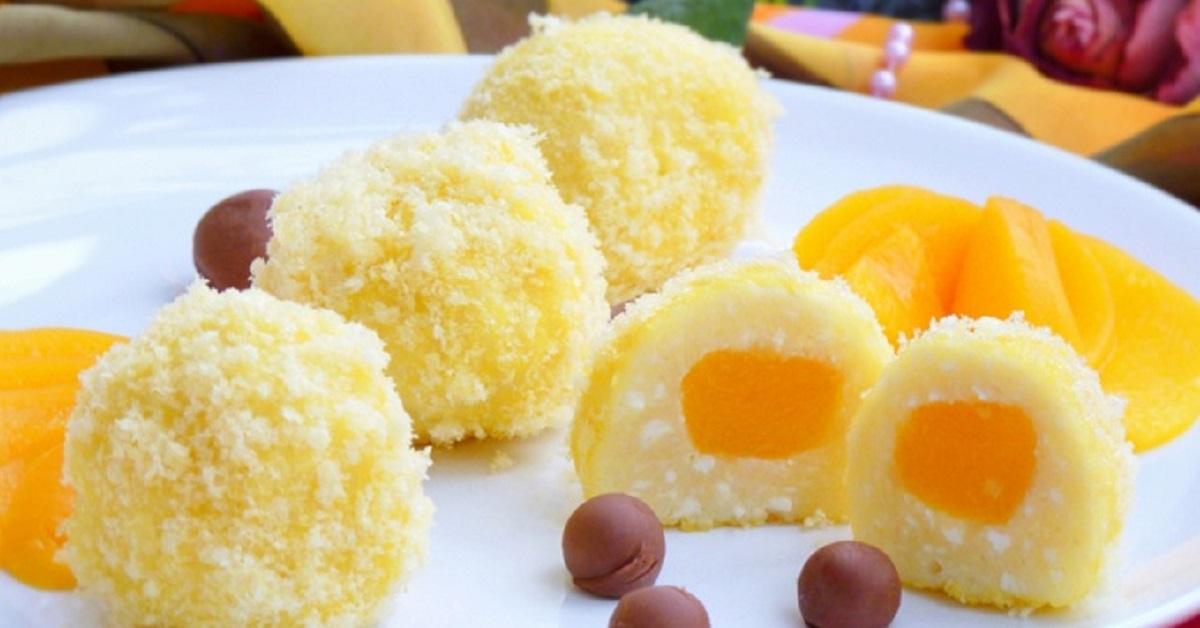 """Изумительный десерт """"Творожные солнышки"""""""