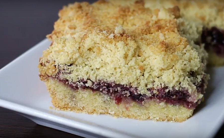 Пирожные песочные - рецепт, который выручит всегда