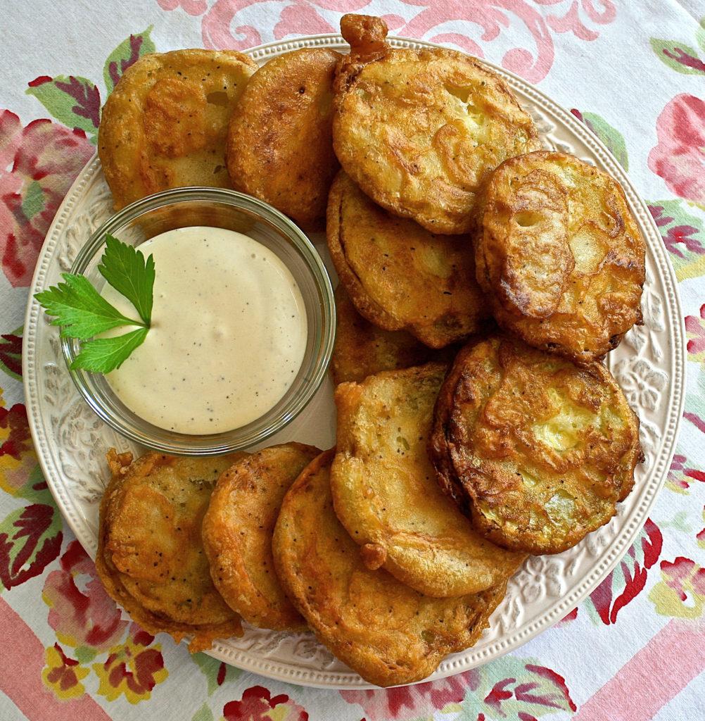 Кабачки в сырном кляре - бомбически вкусная закуска