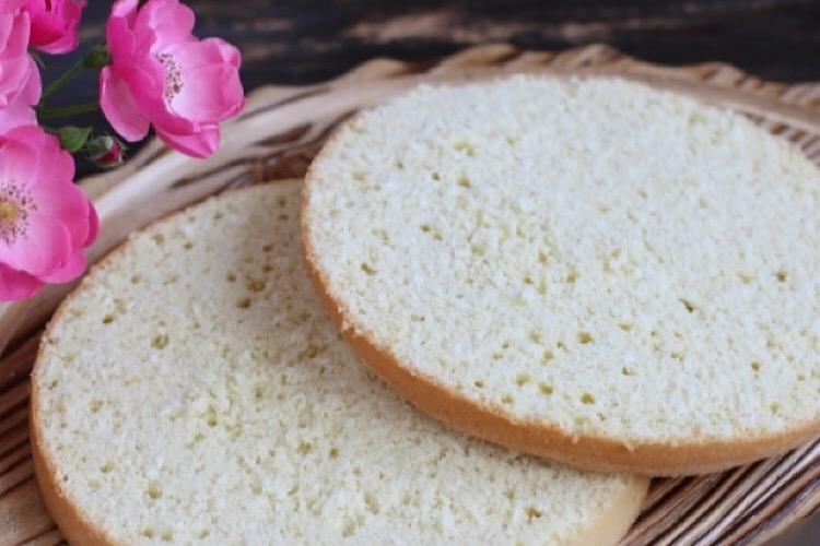 Потрясающие миндальные коржи для тортов