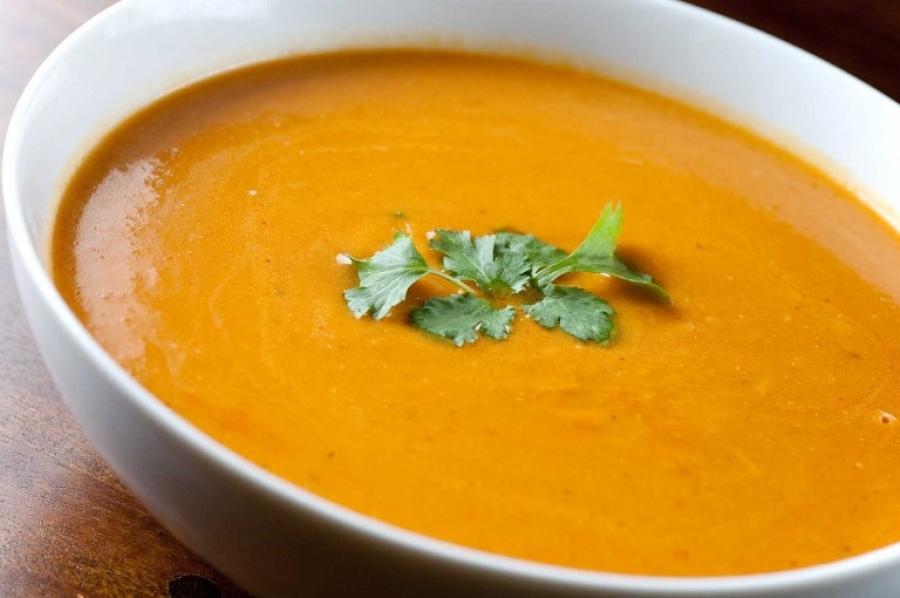 Индийский суп из тыквы: просто рецепт на каждый день