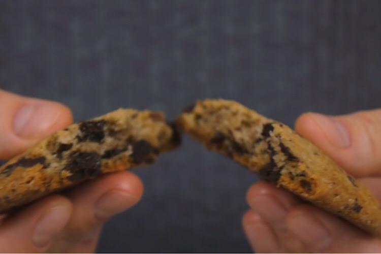 Вкуснейшее печенье с шоколадной крошкой
