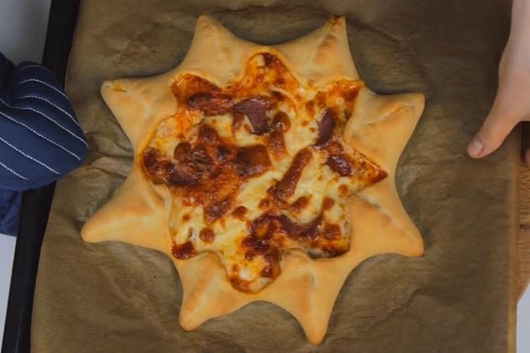 "Отменная пицца ""Звезда"""