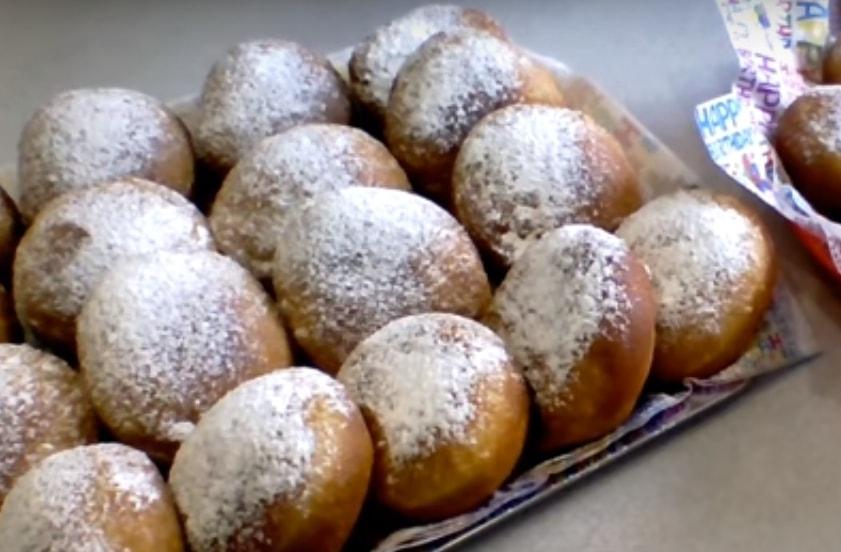 Восхитительные львовские пончики