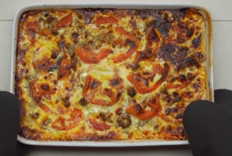 """Обалденное блюдо греческой кухни """"Мусака"""""""