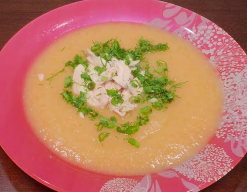 Готовим в мультиварке: сытный овощной суп-пюре