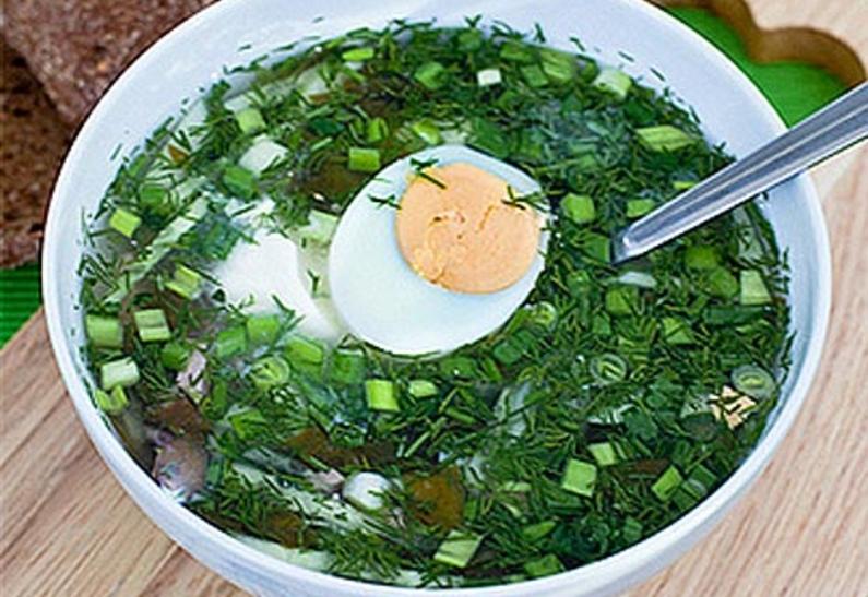Холодник зеленый: идеальное блюдо в жару