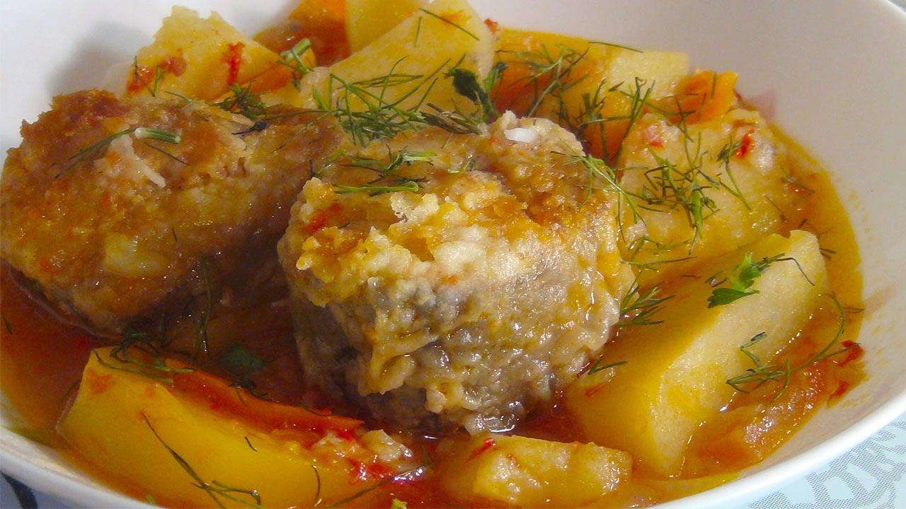 Рыба, тушеная с картофелем: идеальное блюдо к ужину