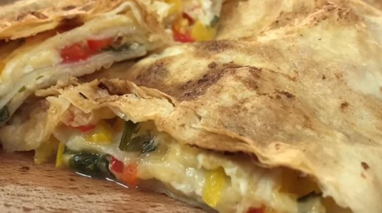 Мгновенная закуска из лаваша: вкусно, просто и полезно