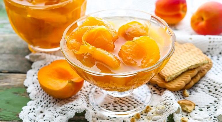 Сырое варенье из абрикосов: все витамины сохраняются на 100%
