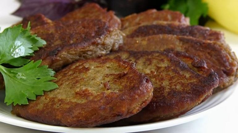 Улетные котлеты из баклажанов – и мяса не надо
