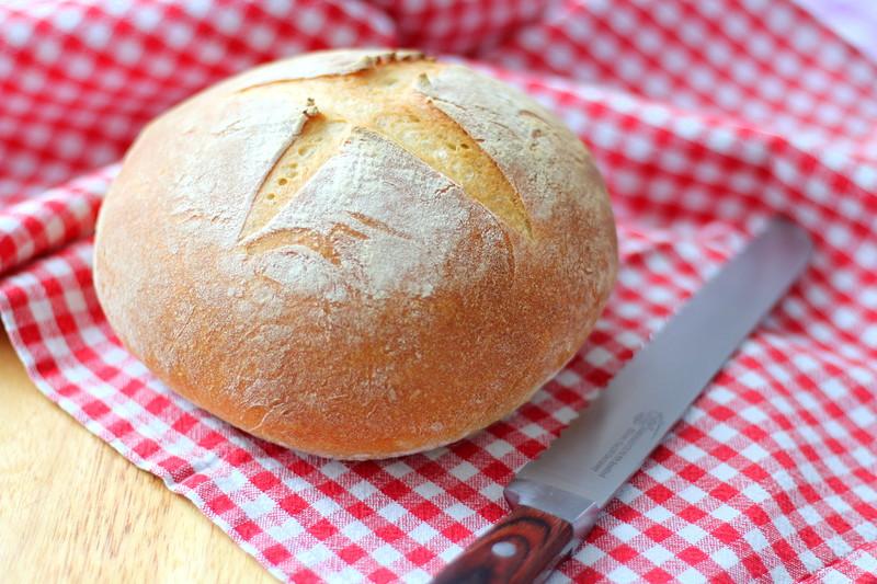 Сельский хлеб - невероятно вкусная выпечка