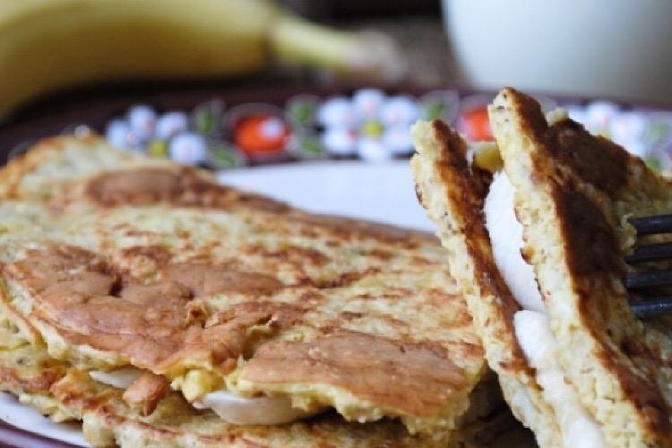 Блинчики из овсянки с бананом: идеальный завтрак
