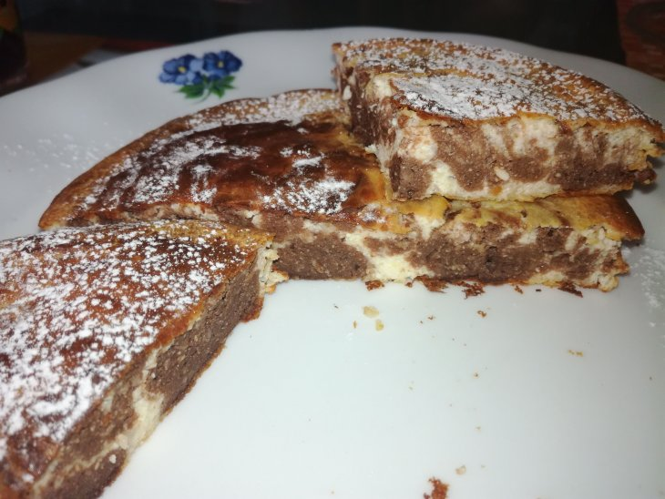 Пармский пудинг - изысканный десерт к празднику