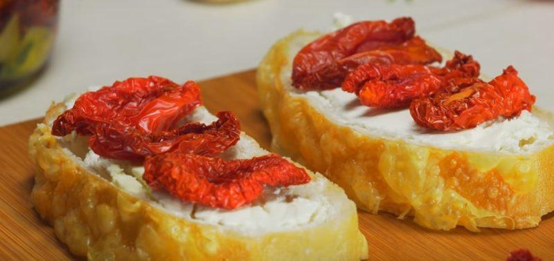 Потрясающие вяленые помидоры, от которых невозможно оторваться