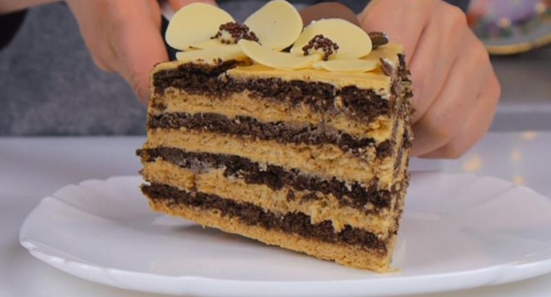 """Нежный и вкусный тортик """"Пчелка Майя"""""""
