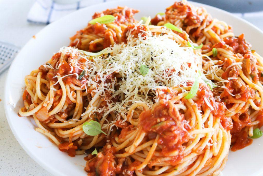 """Спагетти """"Болоньезе"""" - шикарное блюдо итальянской кухни"""