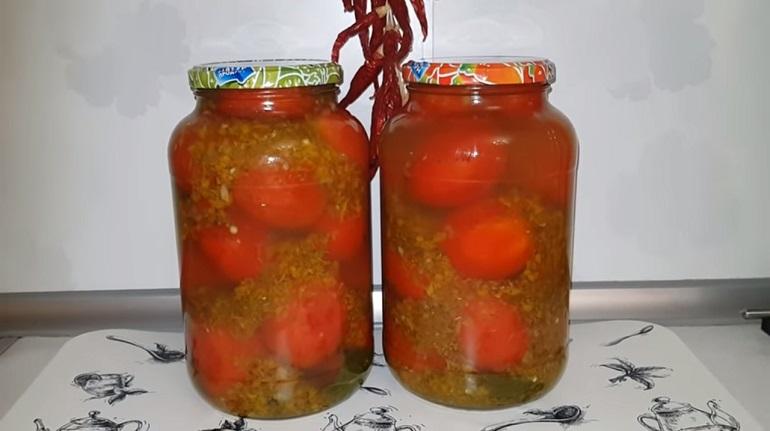 Консервированные помидоры «Вкусняшка»: такого вы еще не пробовали