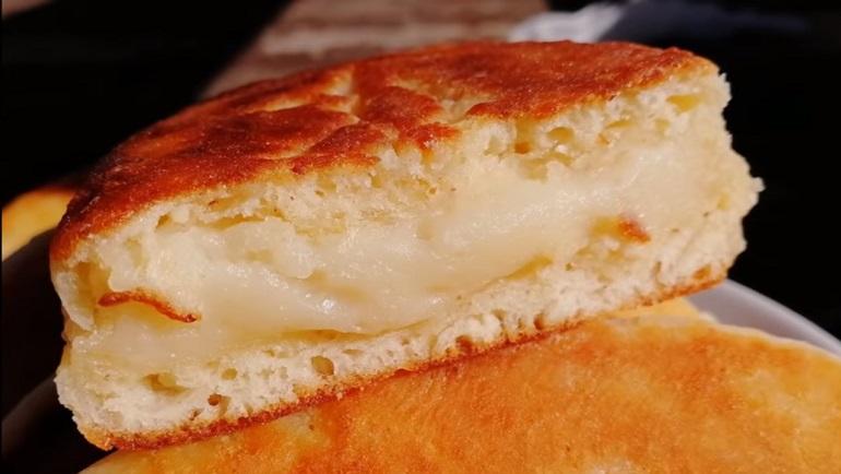 Пирожки из быстрого творожного теста: вкуснятина к чаю без духовки