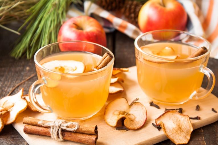 Вкуснейший яблочный пунш