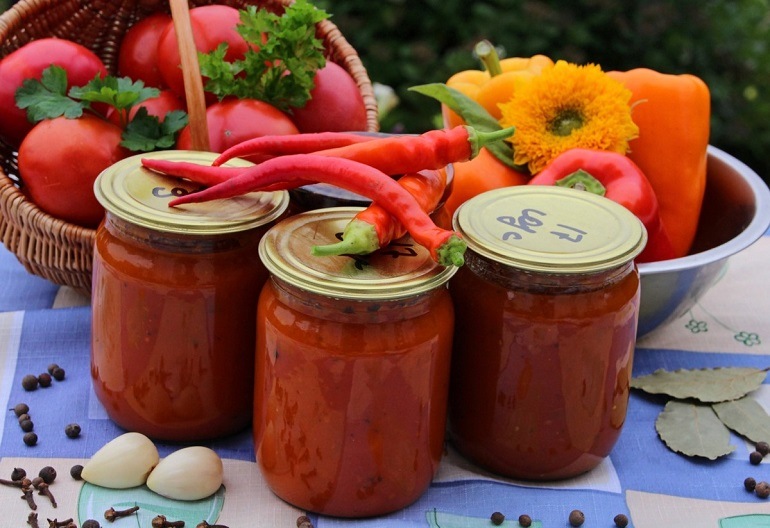 Сладкий томатный соус на зиму: вкуснее, чем магазинный кетчуп