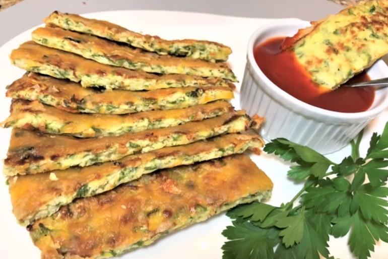 Закуска из кабачков с сыром: новый необычный рецепт