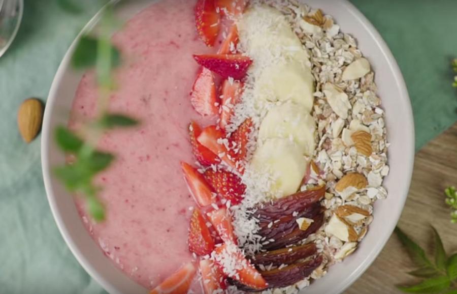 Летний завтрак - полезный и вкусный рецепт