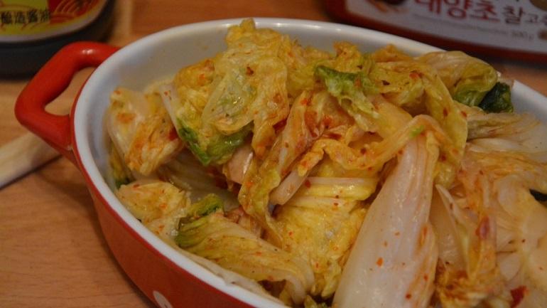 Пикантное корейское кушанье – кимчи: рецепты приготовления
