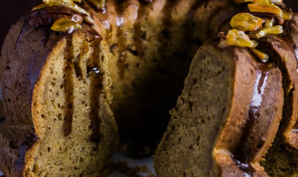 Имбирный кекс с коньяком - нереально вкусная выпечка