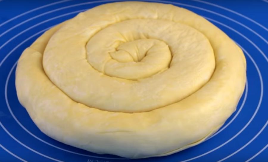 Песочно-слоеное тесто. Идеально для самсы и другой выпечки