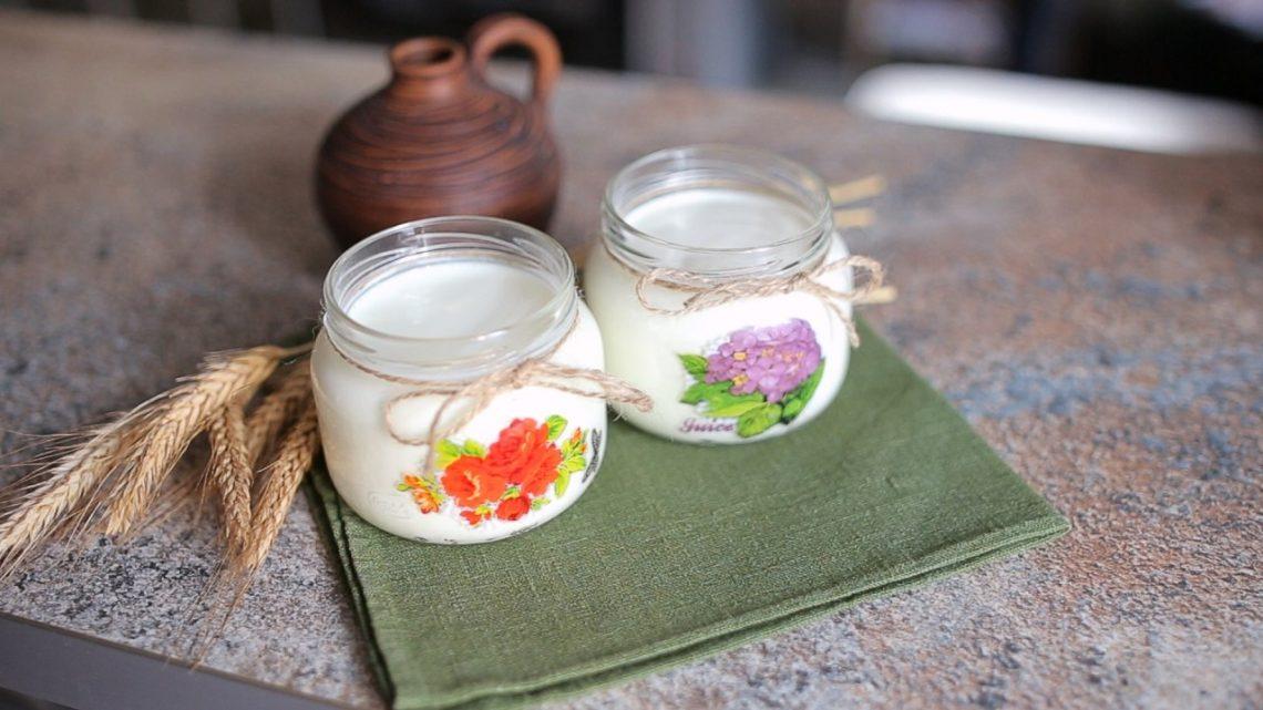 Вкусный домашний йогурт: готовим за 7-8 часов