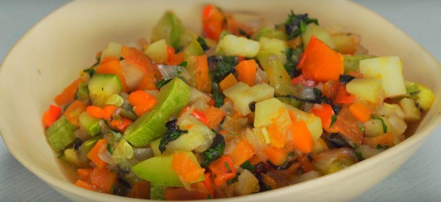 Потрясающие средиземноморские овощные рагу: 2 простых рецепта