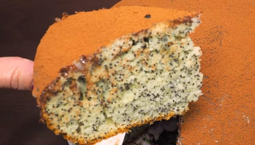 Готовим в мультиварке: отменный маковый кекс