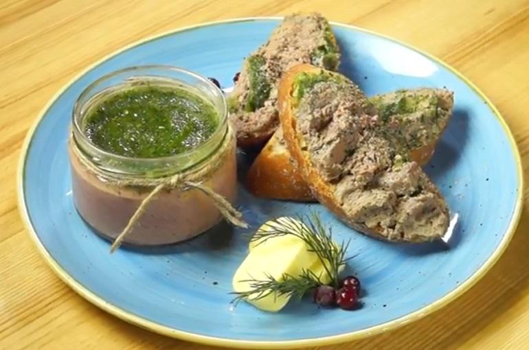 Домашний паштет с желе из огурцов: изысканная закуска
