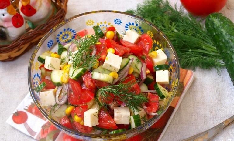 Очень вкусный салат «Рандеву»: на любой стол