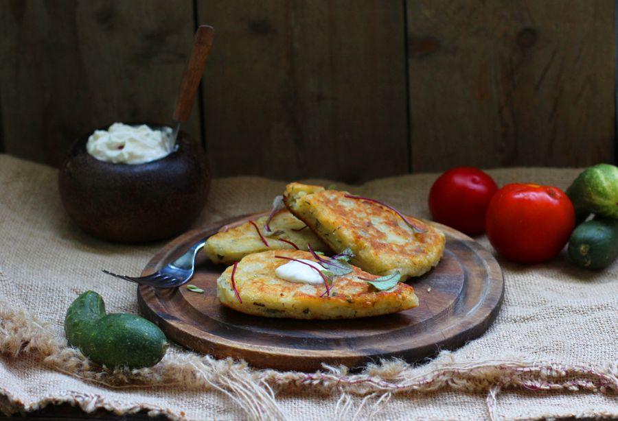 Картофельные сконы - вкусный завтрак по-ирландски