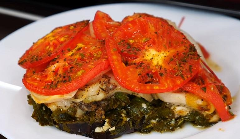 Мясо в овощной «шубке» — это не только вкусно, но и полезно