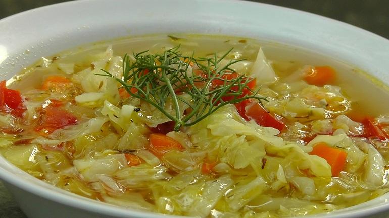 Овощной постный суп «Семь в одном»: вкуснятина для тех, кто следит за фигурой