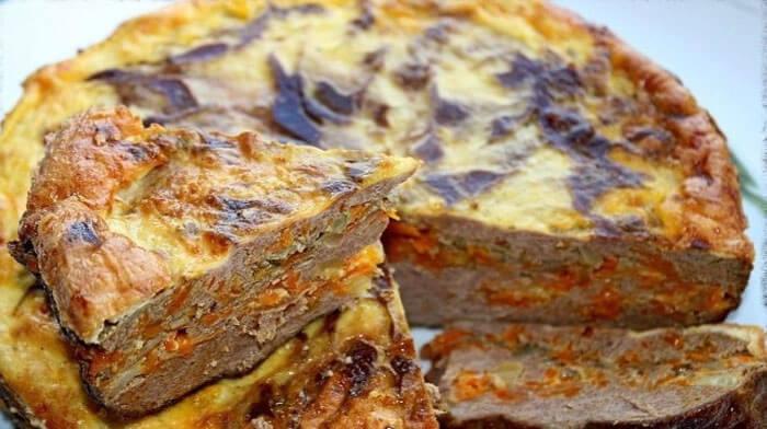 Вкусная и аппетитная печень по-царски