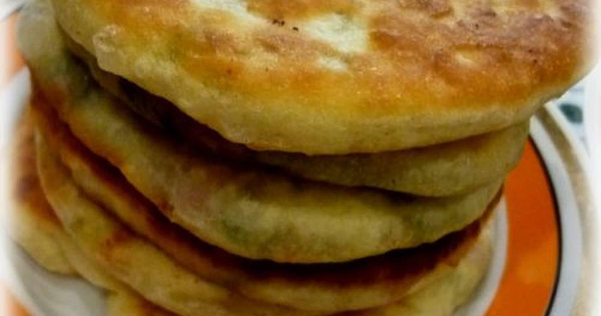 Очень аппетитные финские творожно-яблочные лепешки
