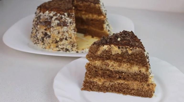 Восхитительный торт в микроволновой печи: так быстро вы еще не готовили