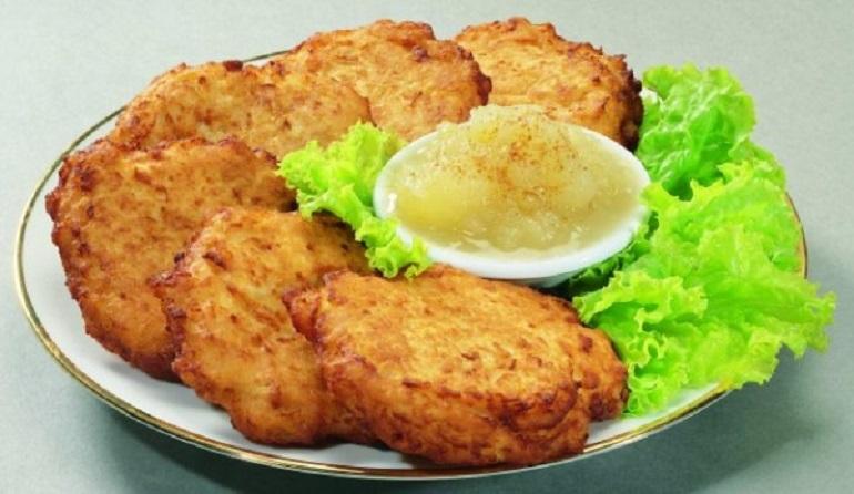 Картофельные драники без яиц: изумительный перекус на скорую руку