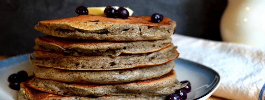 Гречневые оладьи: готовим правильный завтрак
