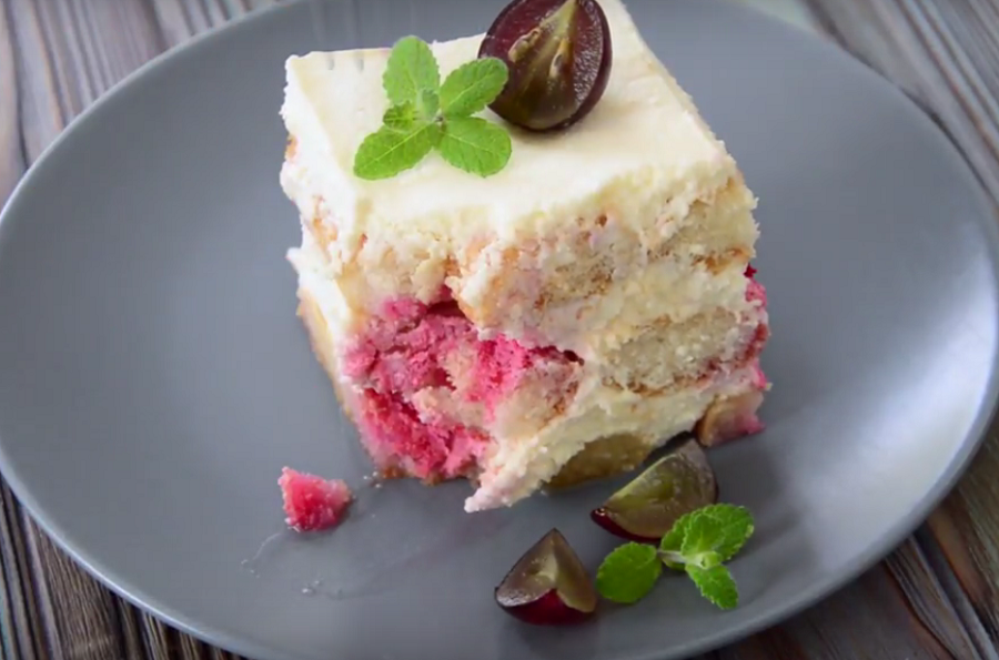Очень вкусный десерт из Черногории