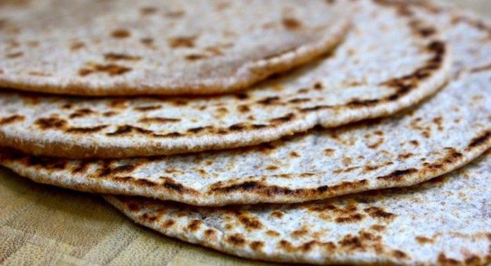 Быстрые лепешки на кефире-вместо хлеба