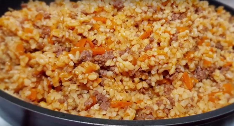 Булгур с фаршем: невероятно вкусное блюдо на каждый день